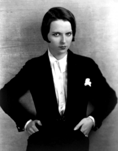 Louise Brooks In Butch Drag