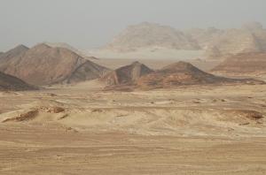 The Sinai Desert - Wikepedia
