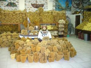 Sponge-shop-Kalymnos