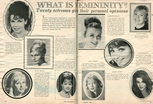 what is femininity?