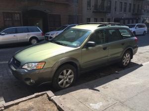 Jamie's-Subaru