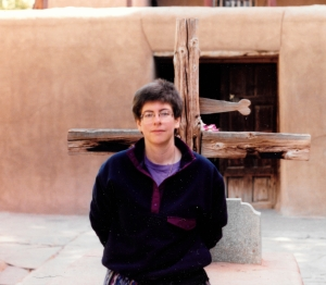 Jamie, 1992, New Mexico