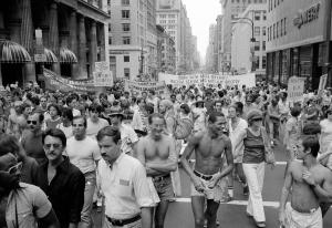 Christopher Street Liberation Day March - 1977